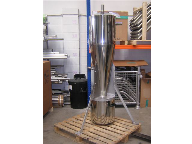 Stainless Steel Cyclonic Filter